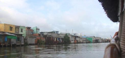 Life on the Mekong river delta