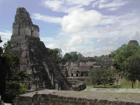 Tikal in Grandour