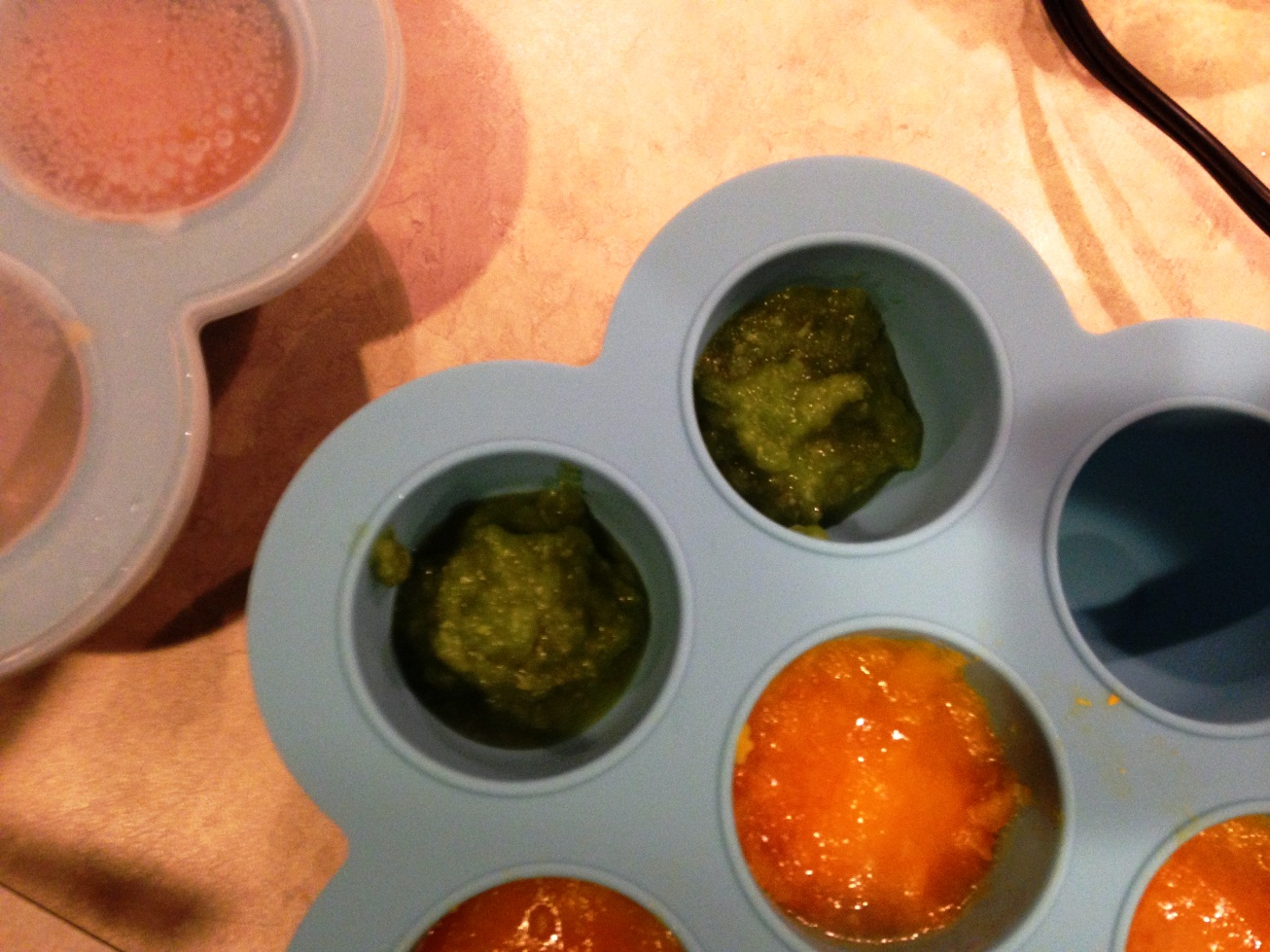 Homemade Baby Food For   Months