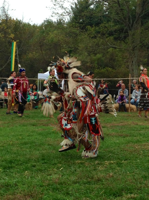 Traditional Native American Dancing and Song