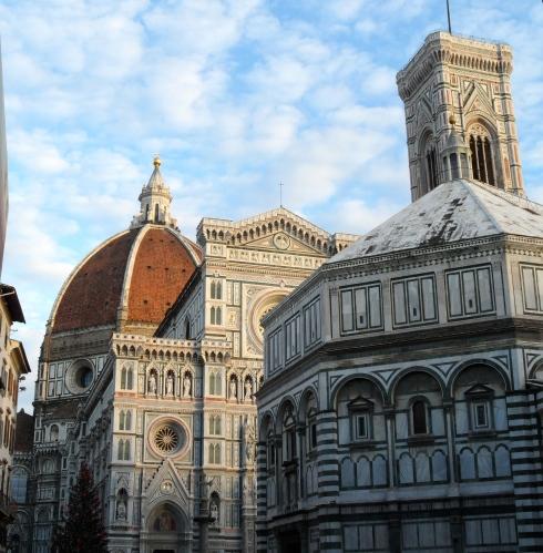 Duomo view in Firenze